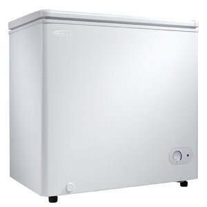 5.5 cu. ft.  Chest Freezer