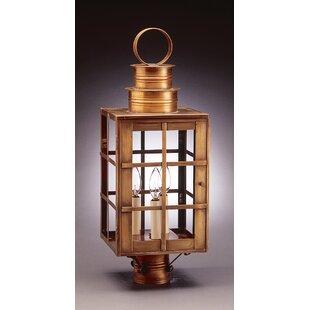 Northeast Lantern Suffolk 3-Light Lantern Head