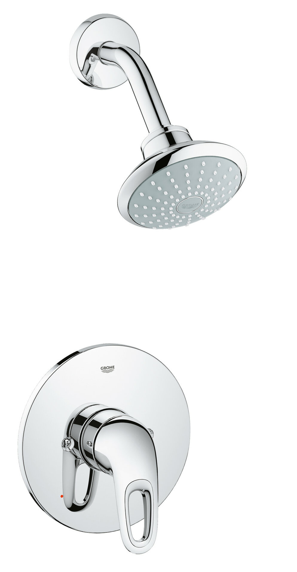 Grohe Eurostyle Shower Faucet Reviews Wayfair