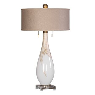 Rucker Glass 32 Table Lamp