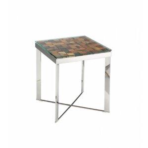 Clower End Table by Orren Ellis