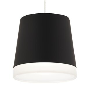 Henrik Monopoint 1-Light Cone Pendant by Tech Lighting