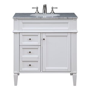 bathroom vanity grey. Kendra 32  Single Bathroom Vanity Set Vanities Joss Main