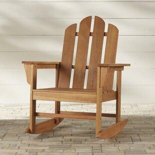 Loon Peak Agassiz Rocking Chair