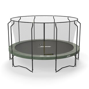 ACON USA Air 15' Trampoline with Premium Enclosure
