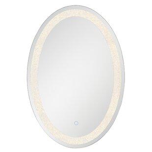 Affordable Stodola Crystal Lit Bathroom / Vanity Mirror ByOrren Ellis