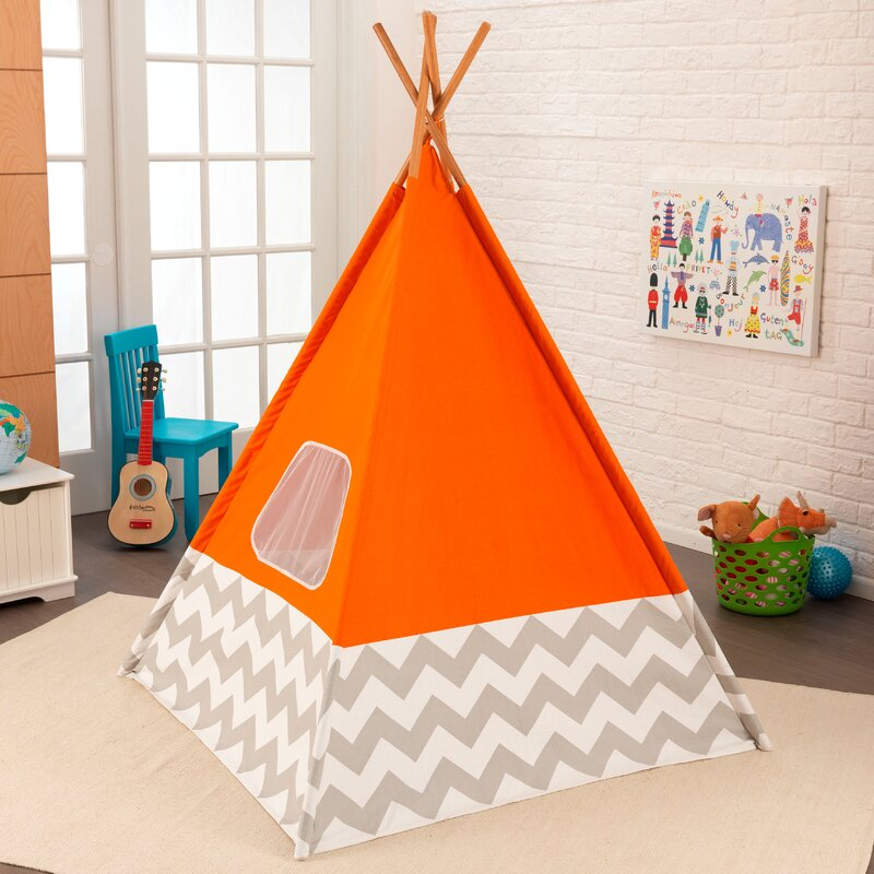 Pop-Up Play Teepee