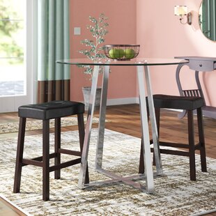 Dudley Counter Height Dining Table Wade Logan