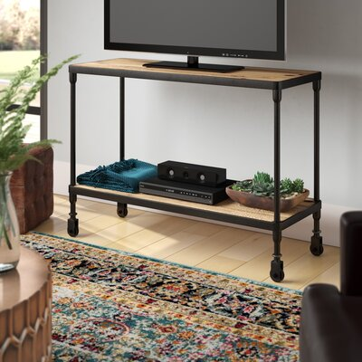 17 Stories Braxten Raise TV Stand for TVs up to 42 inch