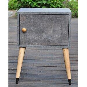 2-tlg. Nachttisch Beton von MONKEY MACHINE