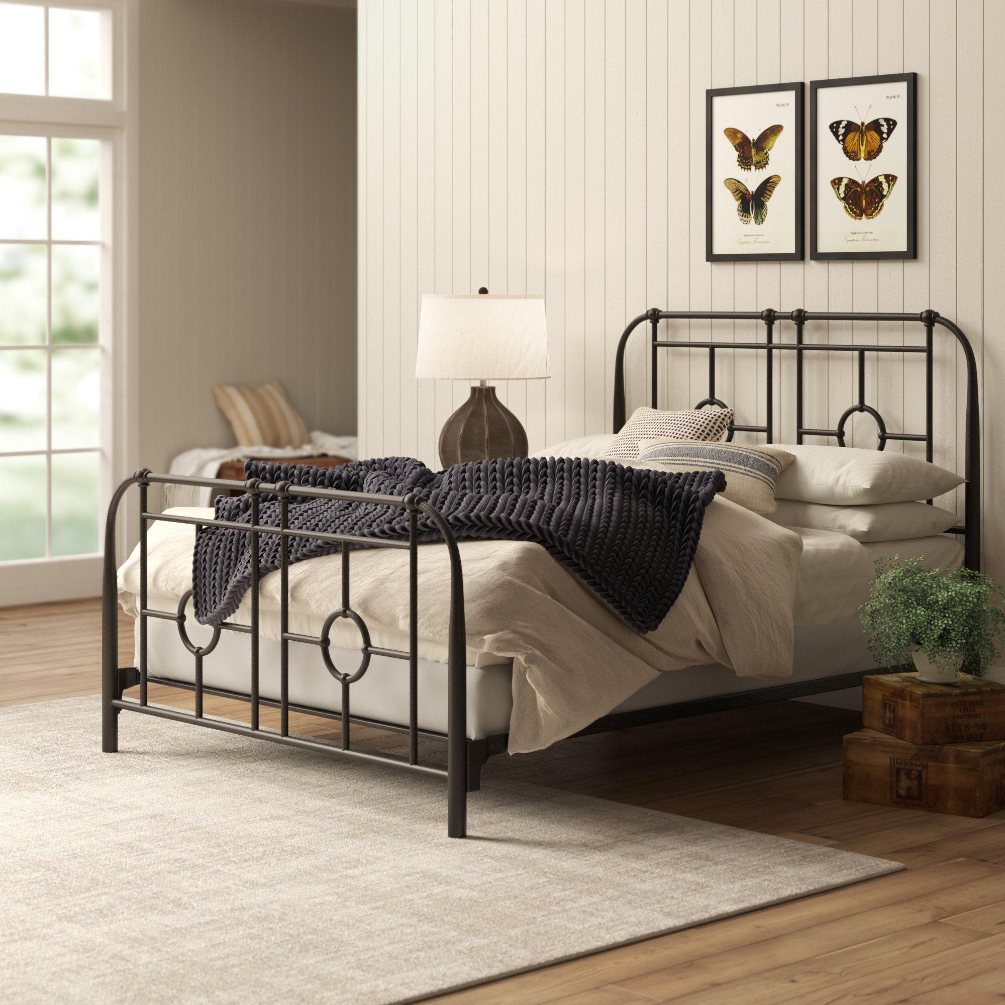Laurel Foundry Modern Farmhouse Gwen Standard Bed Reviews Wayfair