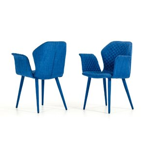 Strauch Upholstered Dining Chair (Set of 2) by Brayden Studio