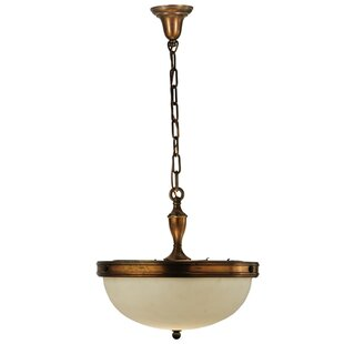 Meyda Tiffany Gaetano 4-Light Bowl Pendant