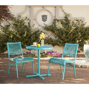Bixby 3 Piece Bistro Set