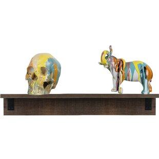 Inexpensive 6 X 36 Wood Shelf By Hobbitholeco.