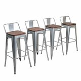 Excellent 300 Lbs To 400 Lbs Capacity Counter Height Bar Stools Youll Ibusinesslaw Wood Chair Design Ideas Ibusinesslaworg