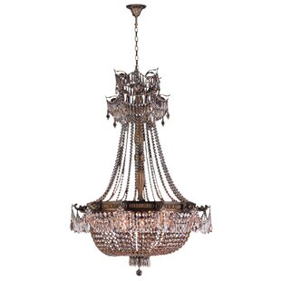 Astoria Grand Reimer 12-Light Empire Chandelier