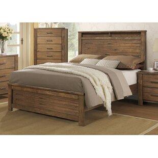 Loon Peak Cayuse Panel Bed