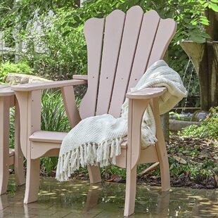 Uwharrie Chair Annaliese Wood Adirondack Chair