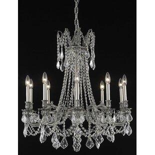 Astoria Grand Utica 10-Light Chandelier