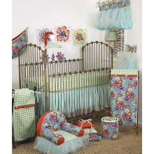Reviews Lagoon 9 Piece Crib Bedding Set ByCotton Tale