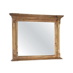 One Allium Way Tyra Accent Mirror