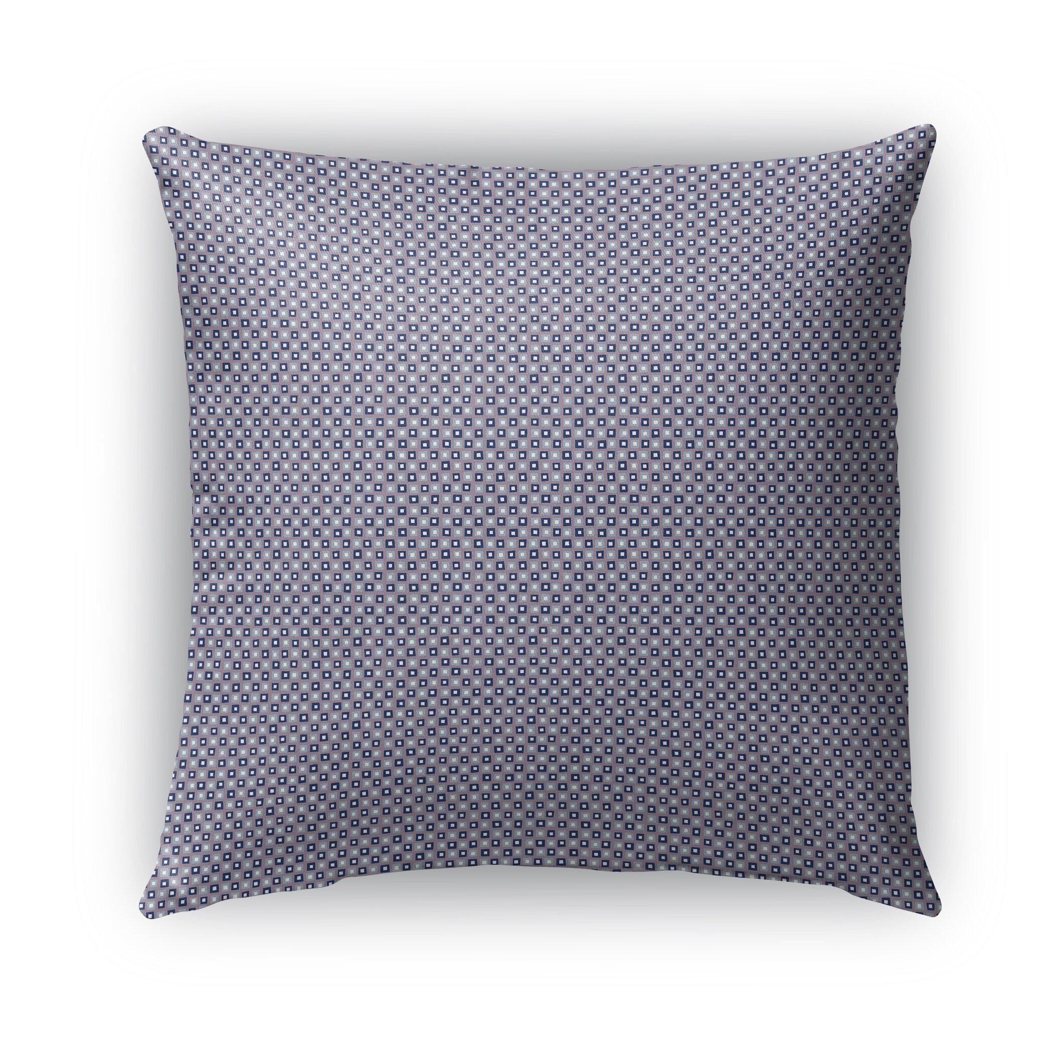 Orren Ellis Stickland Cotton Geometric Euro Pillow Wayfair