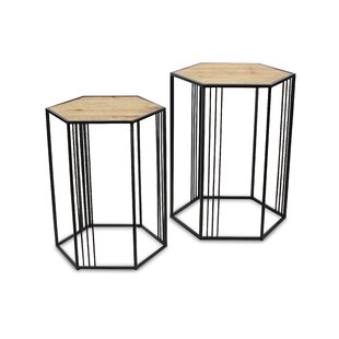 Danforth Frame Nesting Tables By Foundry Select