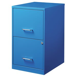 Chaidez 2 Drawer File Cabinet