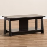 Hogansville Wooden Coffee Table by Ebern Designs