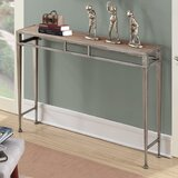 Justis 42 Console Table by Willa Arlo Interiors