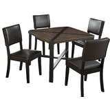 Ona 5 Piece Dining Set by Gracie Oaks