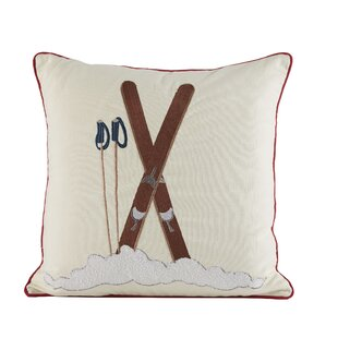 Ahlers Ski Time Pillow Cover