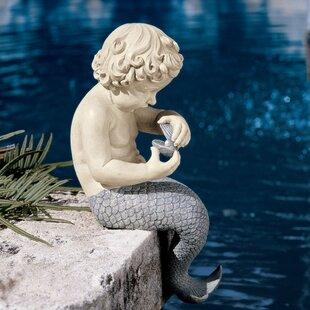 Mermaid Statue Wayfair
