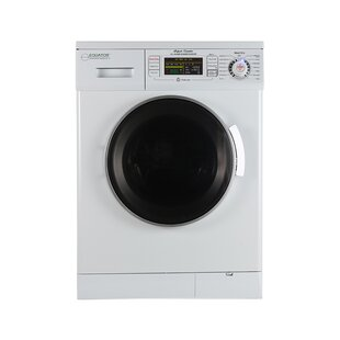 1.6 cu. ft All-In-One Compact Washer and Electric Dryer by Equator