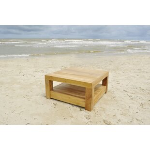 Seaside Teak Coffee Table