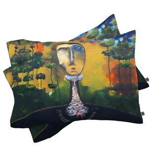 Robin Faye Gates Forest for Trees Pillowcase