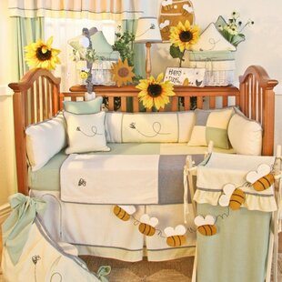 Look for Bee My Baby 16 Piece Crib Bedding Set By Brandee Danielle