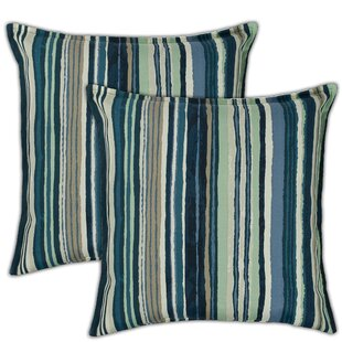Lakeview Outdoor Throw Pillow (Set of 2)