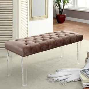 Agin Upholstered Bench by Mercer41