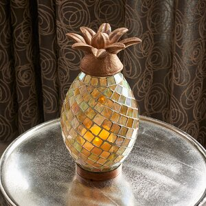 Ananas Glass Lantern