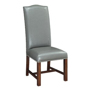 Nailhead Trim Parsons Chair (Set of 2) by Co..
