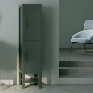 Spangler 40cm X 163cm Free Standing Cabinet By August Grove
