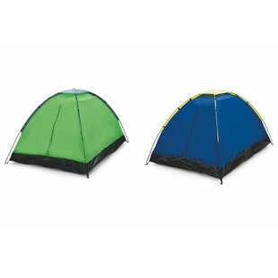 Orlaith 2 Person Tent With Carrying Bag (Set Of 2) Image