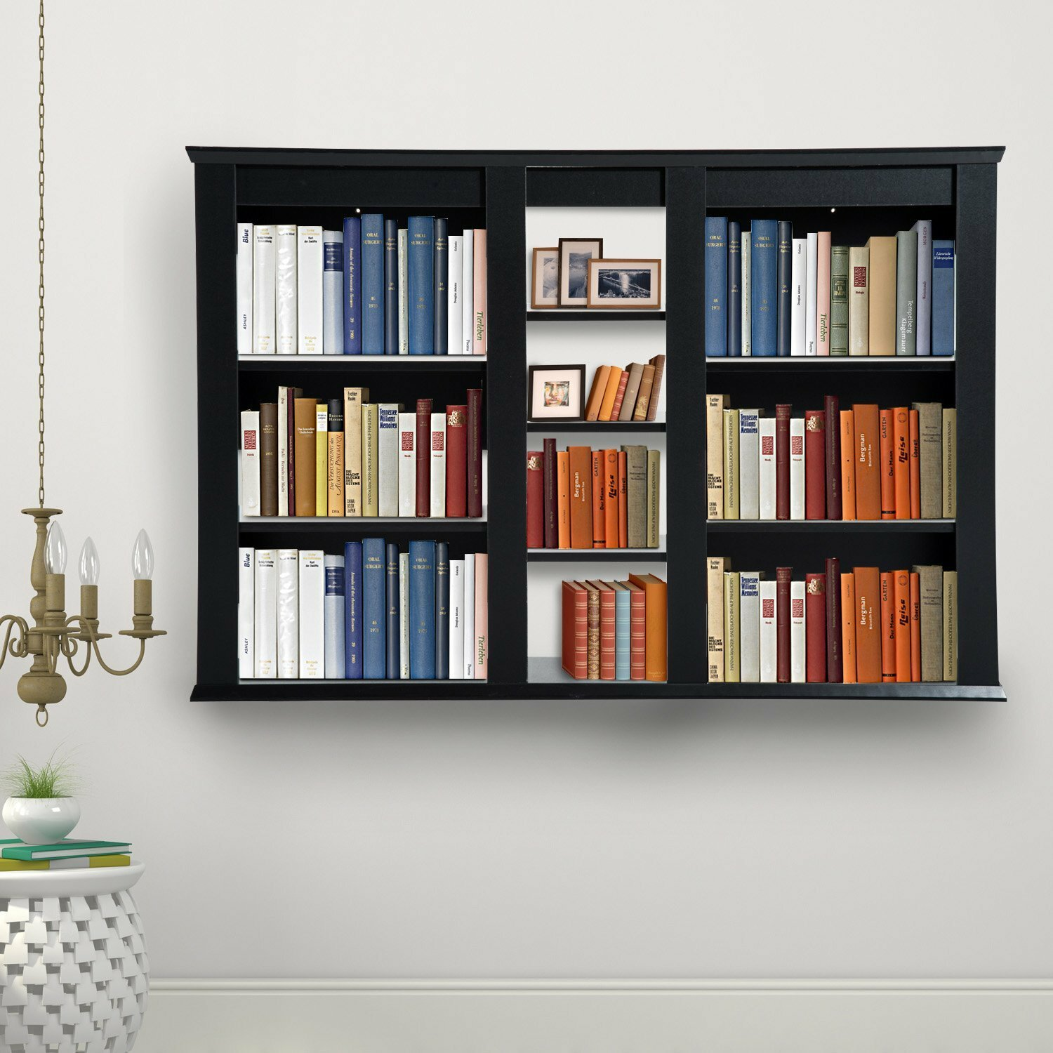 official photos 4af03 3fa17 Red Barrel Studio Cornwall Wall Mounted Media CD Storage ...