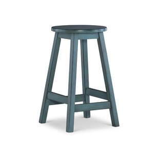 Doggett 2177 Bar Stool Set of 2 by Highland Dunes