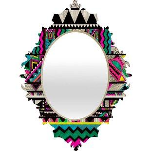 Deny Designs Kris Tate Fiesta 1 Baroque Wall Mirror