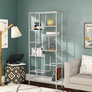 Coss Etagere Bookcase by Mercury Row Sale