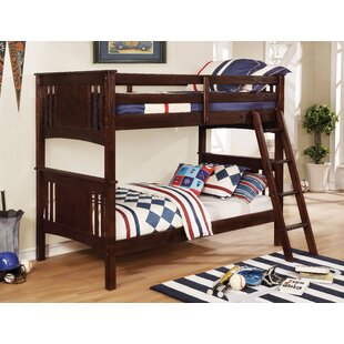 Sublett Twin Bunk Bed