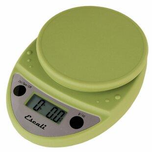 Primo Digital Scale in Terragon Green By Escali